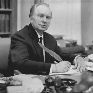 L. Ron Hubbard spisovateľ